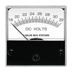 8243 DC Analog Micro Voltmeter, 2