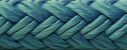 Fender Line, Braided, Blue, 1/4
