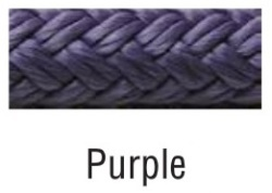 Fender Line, Braided, Purple, 1/4