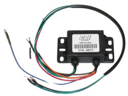 Mercury Marine, Mariner 114-4911 Switch Box - CDI Electronics