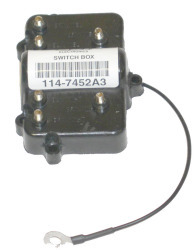 Mercruiser, Mercury Marine, Mariner 114-7452A3 Switch Box - CDI Electronics