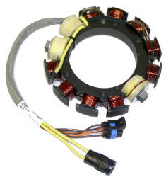 Johnson, Evinrude 173-4981 Optical Stator, 35 Amp, 6 Cylinder - CDI Electronics