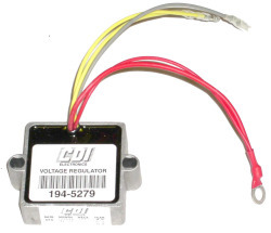 Mariner, Mercury Marine 194-5279-R Replacement Rectifier - CDI Electronics