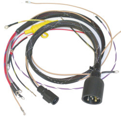 Johnson, Evinrude 413-3035 Round Plug Internal Engine Harness - CDI Electronics