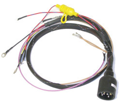 Evinrude, Johnson 413-5253 Round Plug Internal Engine Harness - CDI Electronics