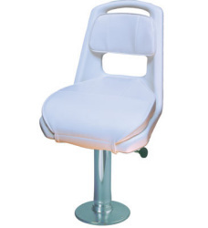 406 Value Seat Package - Seat, Cushions, Adjustable Pedestal Base - Garelick