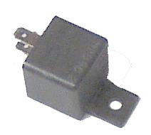 Volvo-Penta, Force, Mercury Marine, MES, Mariner 852-9819 Power Trim Relay with Mounting Tab12V, 40A - CDI Electronics