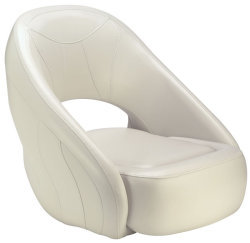 Avenir Sport Bucket Seat, Off-White - Attwood