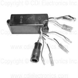 Yamaha Outboard 117-6H3-11 Switch Box - CDI Electronics