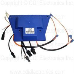 Johnson, Evinrude 213-6212 Loop Charged Power Pack - CDI Electronics