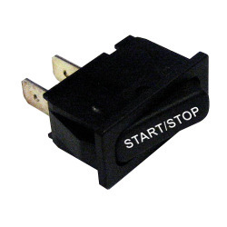 Paneltronics Switch Spdt Start/Stop Rocker