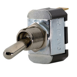 Paneltronics Switch Spst Metalbat Handle On/Off Toggle