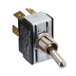 Paneltronics Switch Dpst Metalbat Handle On/Off Toggle