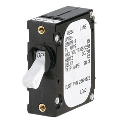 Paneltronics Breaker 5 Amp Single Pole A-Frame Magnetic