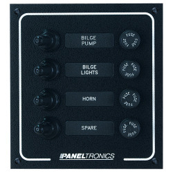 Paneltronics - Electrical Components