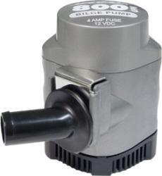 Seasense 800 GPH Cartridge Manual Bilge Pump 12v