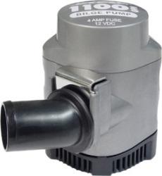 Seasense 1100 GPH Cartridge Manual Bilge Pump 12v