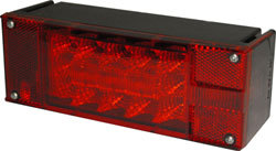 LED Low Profile Boat Trailer Tail Light, Right - Seasense