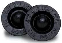 Rubber Grommets for Super Lube Dust Caps - Tie Down Engineering