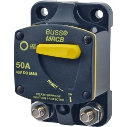 7137 187 Series Thermal Circuit Breaker, 35Amp - Blue Sea Systems