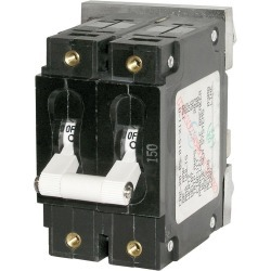 7268 175A Double Pole Circuit Breaker - Blue Sea Systems