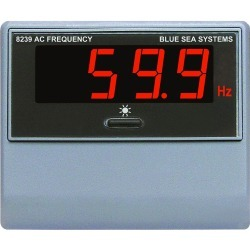 8239 AC Digital Frequency Meter - Blue Sea Systems