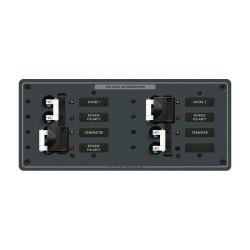 8498 Breaker Panel 120VAC Source - Blue Sea Systems