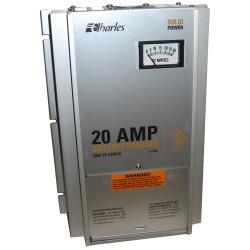 Battery Charger 20 Amp 24 Volt 220VAC 50/60 Hz 5000 Sp - Charles