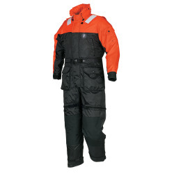 Mustang Deluxe Anti - Exposure Coverall & Worksuit: L - Mustang Survival