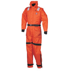 Mustang Deluxe Anti - Exposure Coverall & Worksuit: XXL - Mustang Survival