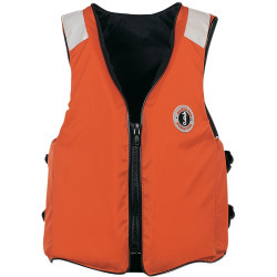 Large Mustang Classic Industrial Flotation Vest - Mustang Survival