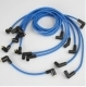 Mallory Plug Wire Set 9-28021