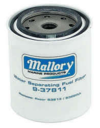 Mallory FF/WS Gasoline, repl. Element 9-37811