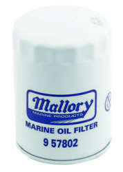 Mallory Oil Filter 9-57802