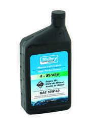 Mallory Oil, 10W40 Marine 4-stroke - Quart 9-82350