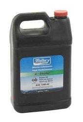 Mallory Oil, 10W40 Marine 4-stroke - Gallon 9-82351