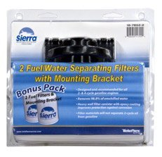 Fuel Water Separator Filter with Bonus Pack - Sierra