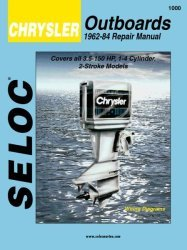 Chrysler, Outboard, All, 3.5-150HP, 1962-84