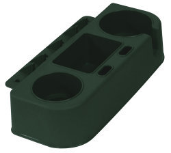 Boat Seat Cup Holder and Gear Caddy, Green - Wise Boat Seats
