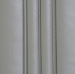 6' Keel Guard-KeelGuard, Gray, 6'