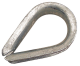 Steel Rope Anchor Thimbles - SeaDog Line