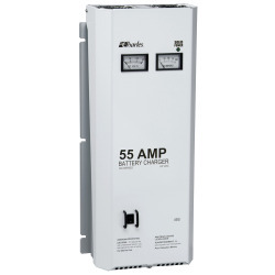 HQ Series 55Amp, 24V, 120VAC Battery Charger - Charles