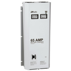 HQ Series 65Amp, 24V, 120VAC Battery Charger - Charles