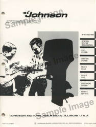 1969 Johnson Outboard Service Manual JM_6905 - Ken Cook Co.