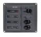 Marine AC Distribution & Circuit Breaker Panels