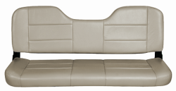 "48"" Folding Boat Bench Seat, Tan - Tempress"