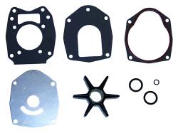 Water Pump Impeller Repair Kit for Honda Outboard, Mercury/Mariner, Chrysler, Force - Sierra