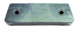 Aluminum Anode - Sierra