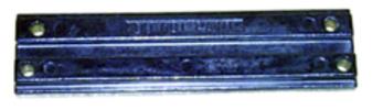 Trim Tab Aluminum Anode - Sierra