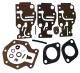 18-7219 Carburetor Kit for Johnson/Evinrude Outboard Motors